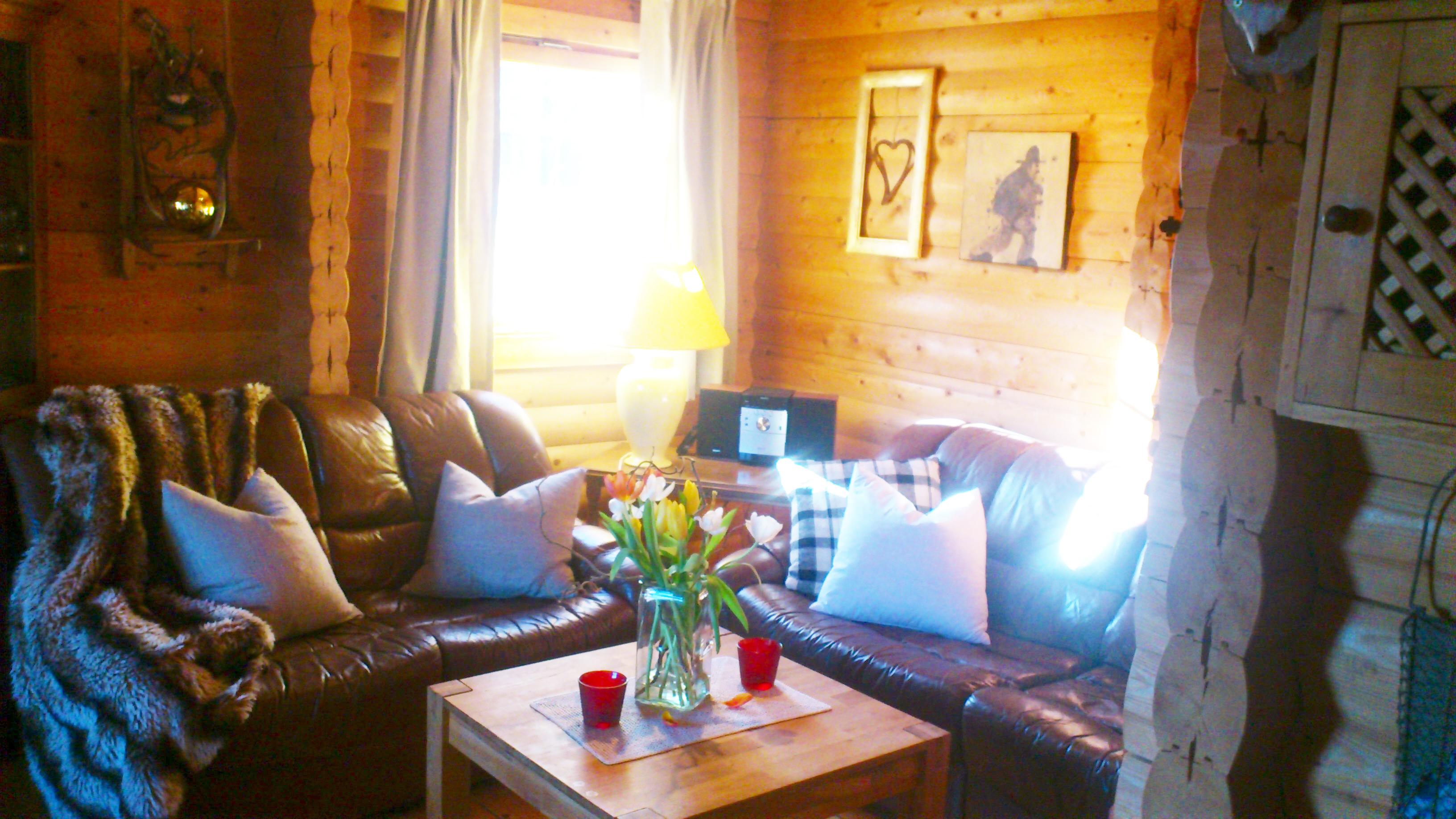 H?ttenurlaub im Ferienhaus - 8 Betten im Skigebiet Leogang - Saalbach Hinterglemm - Salzburg Land